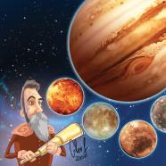 Vita, disavventure e morte del signor Galileo